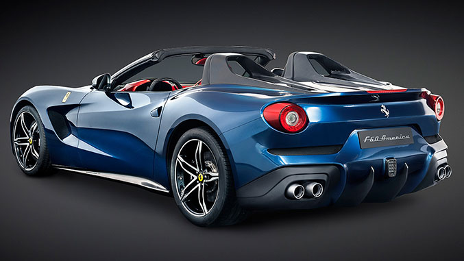 Ferrari Brings Exclusive Limited,Quantity Roadster to the US