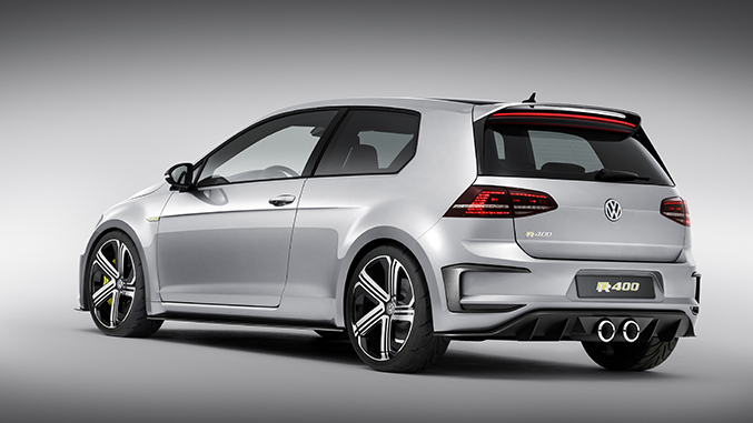 Los Angeles 2014 Vw Golf R 400 And Gti Roadster Concepts Bring