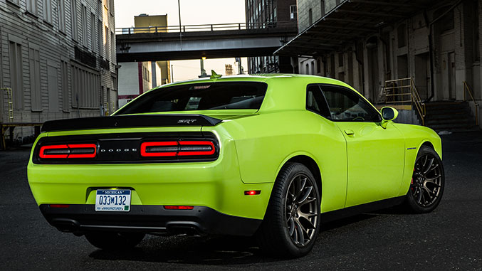 Driven 2015 Dodge Challenger Srt Hellcat Winding Road