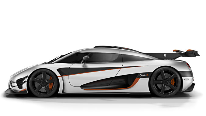Preview Koenigsegg One 1 Winding Road