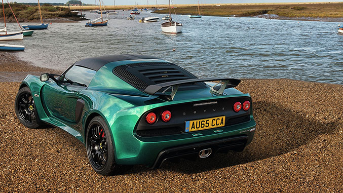 Preview 2016 Lotus Exige Sport 350 Winding Road