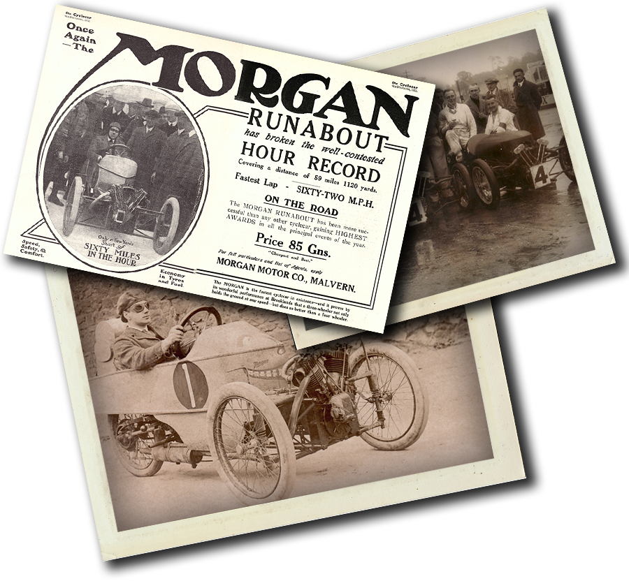 morgan brooklands