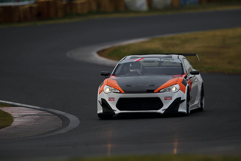 Toyota GT86 TRD Griffon Project