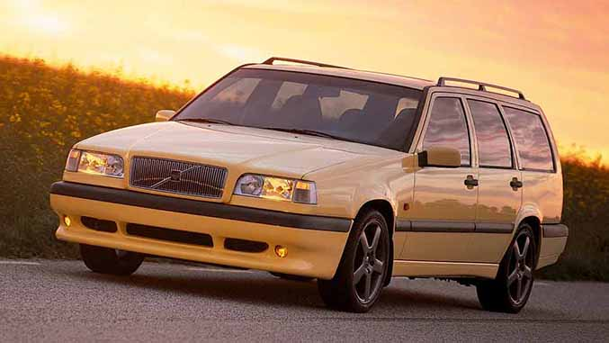 The Ten Best Factory-Built Sport Wagons Ever Made - Winding Road